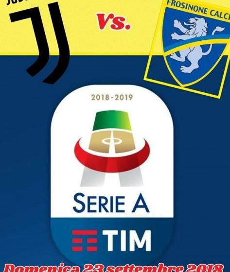 frosinone – Juventus