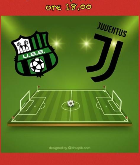 sassuolo – Juventus
